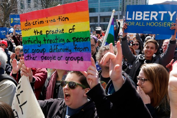 LGBTQ+ students file lawsuit against US government