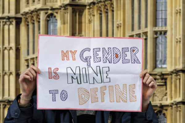 Parliament rejects petition to legally recognise non-binary citizens