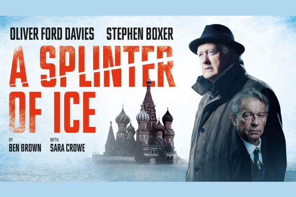 REVIEW: A Splinter Of Ice – online theatre