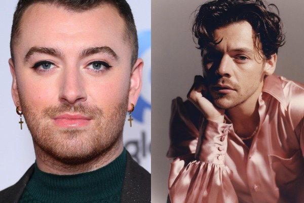 Sam Smith, Elliot Page and Harry Styles lead British LGBT Awards shortlist