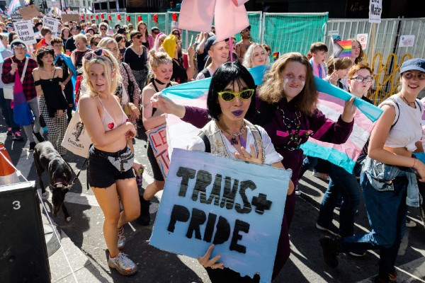 London Trans Pride 2021 to go ahead