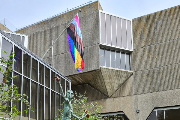 Brighton Council remembers the Stonewall Riots