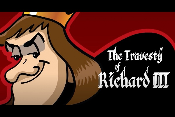 BRIGHTON FRINGE REVIEW: The Travesty Of Richard III