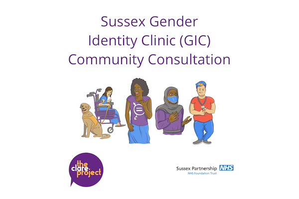 Sussex Gender Identity Clinic Community Consultation