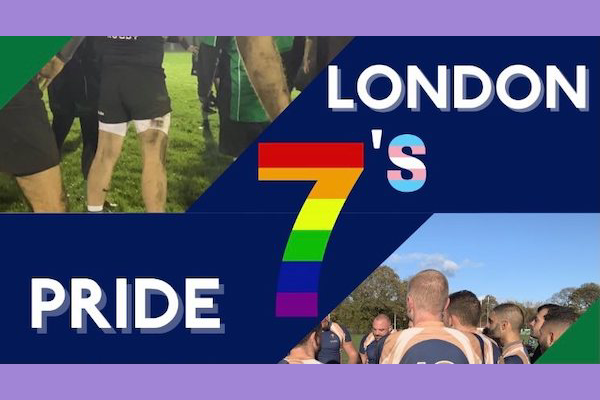London Pride 7's rugby event to include Brighton & Hove Sea Serpents