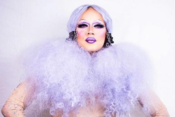 Sweden's Imaa Queen wins EuroStars Drag Contest