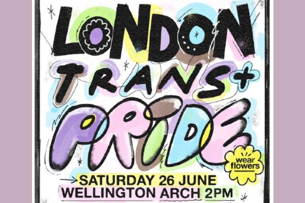 London Trans Pride today @ 2pm