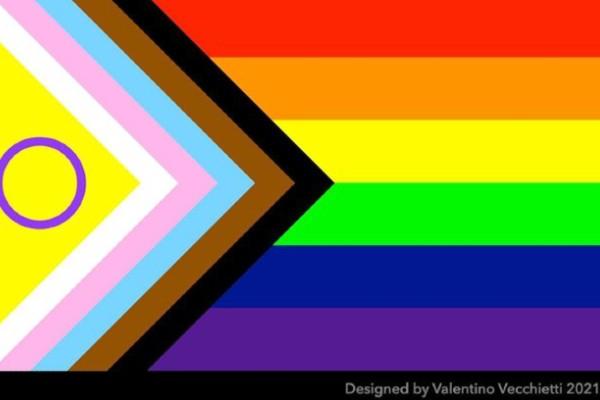 Progress Pride flag gets intersex inclusive redesign