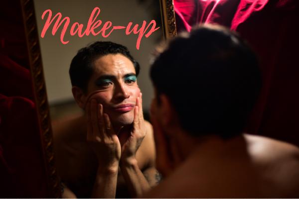 BRIGHTON FRINGE REVIEW: Make-up