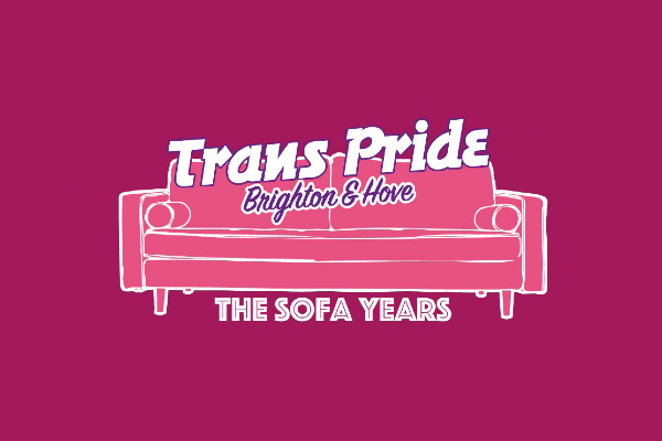 Trans Pride – The Sofa Years