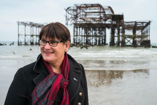 Dr Sophie Cook becomes patron of People's Pride Southampton