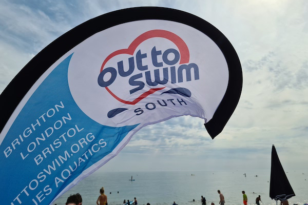 Out to Swim South takes part in Pier to Pier and to return to Prince Regent Swimming Complex