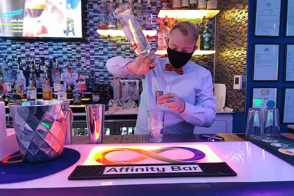 Behind the Bar… Affinity Bar Brighton
