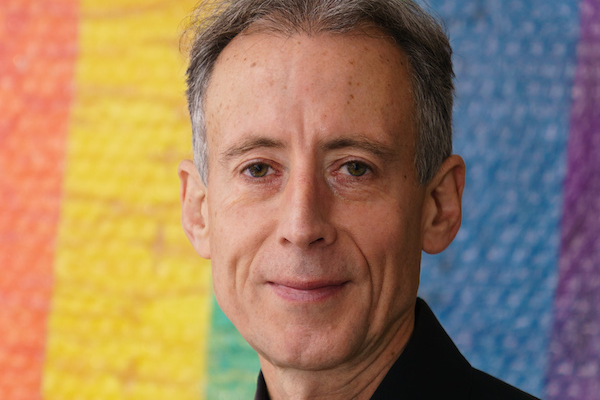 Peter Tatchell becomes patron of People's Pride Southampton