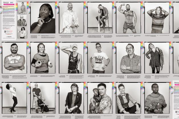 Pride at the Ironworks announces launch of photographic exhibition, The Identity Project