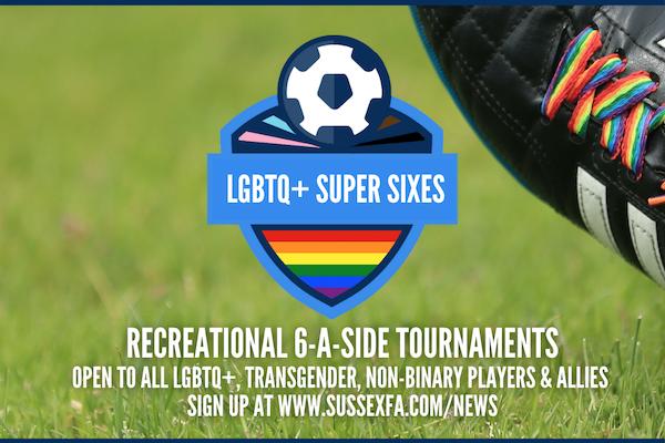 Gender Diverse football festival to raise funds for Ledward Centre