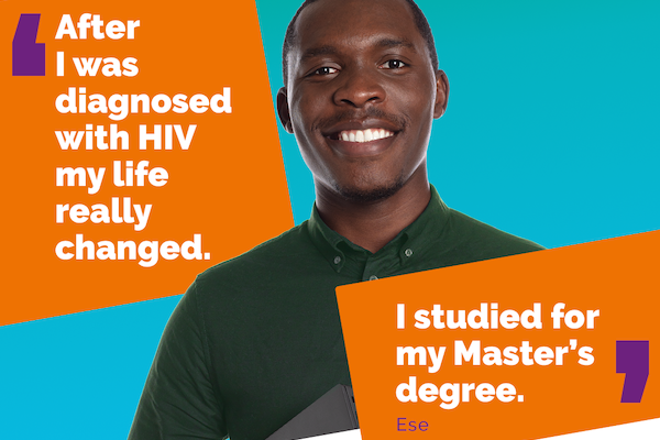 THT launches campaign to celebrate those living with HIV
