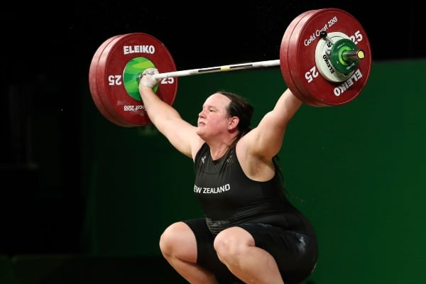 Laurel Hubbard makes history as the first trans Olympian