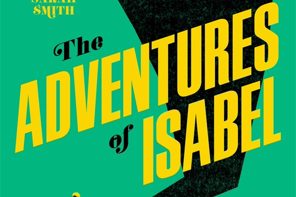 REVIEW: Books:The adventures of Isabel by Candas Jane Dorsey