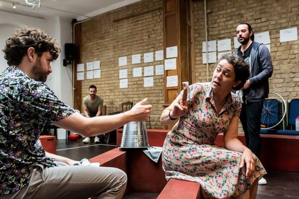 Small Change at The Omnibus Theatre: Directed by George Richmond-Scott