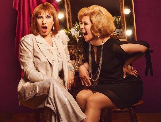 When Barbra Streisand met Joan Rivers: The Funny Girls
