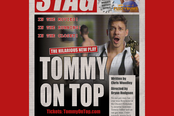 REVIEW: Tommy On Top @ Above The Stag