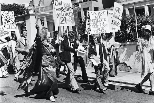 Pride & Protest: Brighton Pride 1973