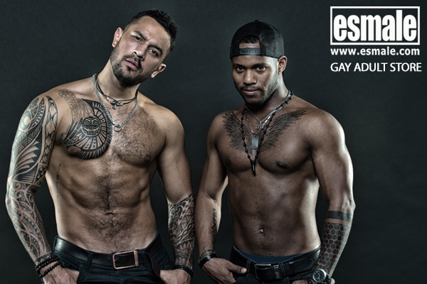 SPOTLIGHT: esmale, the gay adult store (AD)