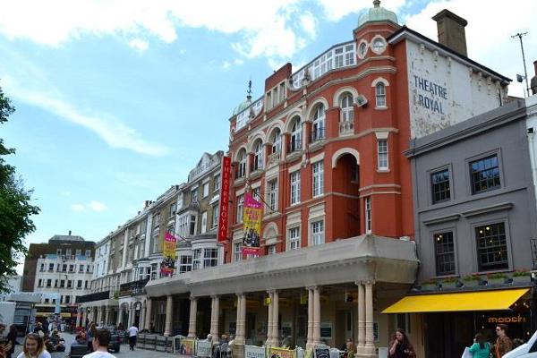 FEATURE: Brighton's Theatre Royal roars back