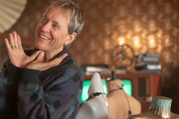 Richard E Grant discusses Everybody's Talking About Jamie