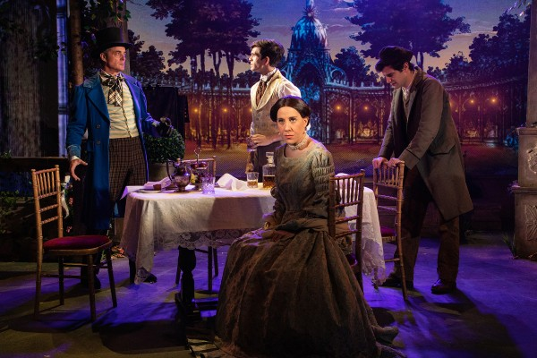 REVIEW: The Pleasure Garden – A Vauxhall Musical