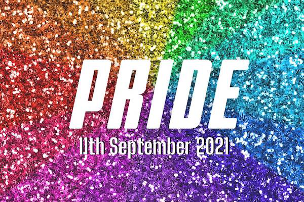 Free Rainbow Lottery tickets at this year's Century Club Pride Party