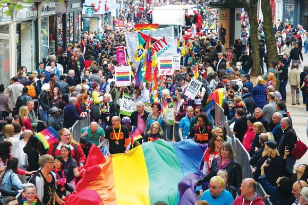 Birmingham's Gay Village sees another homophobic attack