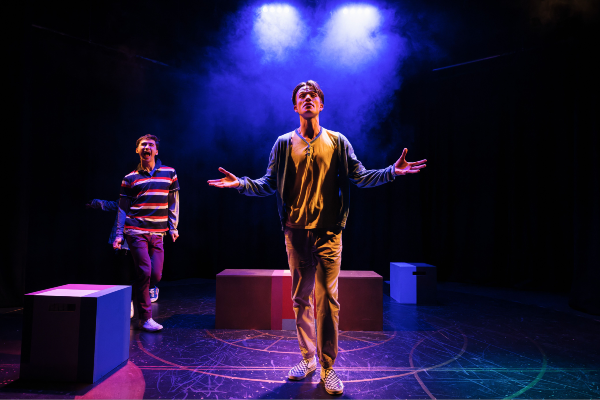 REVIEW: Dumbledore Is So Gay @ The Pleasance