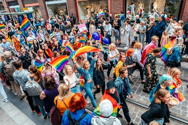 Finland to consider national ban on conversion therapy