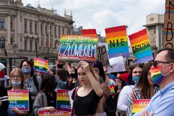 Three Polish regions reverse anti-LGBTQ+ legislation