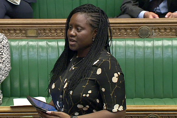 Shadow women's and equalities secretary resigns