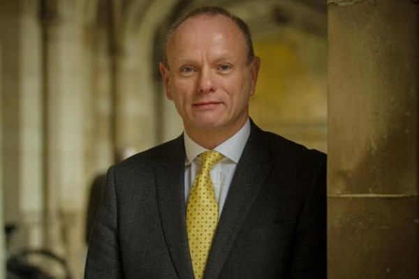 Out Gay MP Mike Freer named as new equalities minister