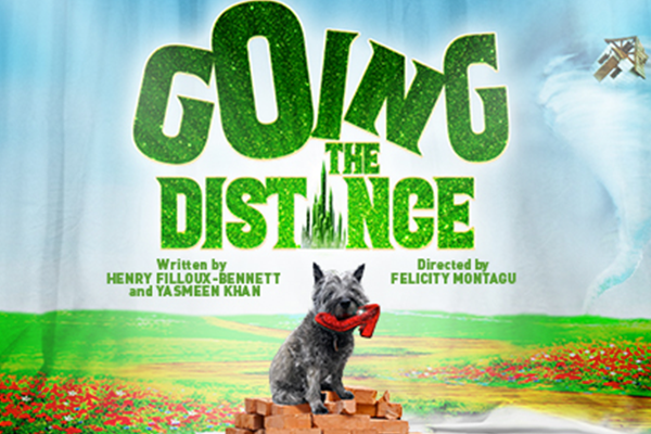 REVIEW: Going The Distance – a digital comedy