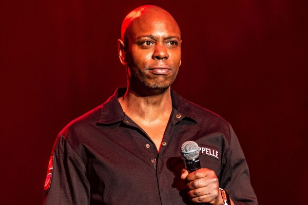 Comedian Dave Chappelle responds to transphobia accusations
