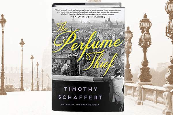 REVIEW: The Perfume Thief  by Timothy Schaffert